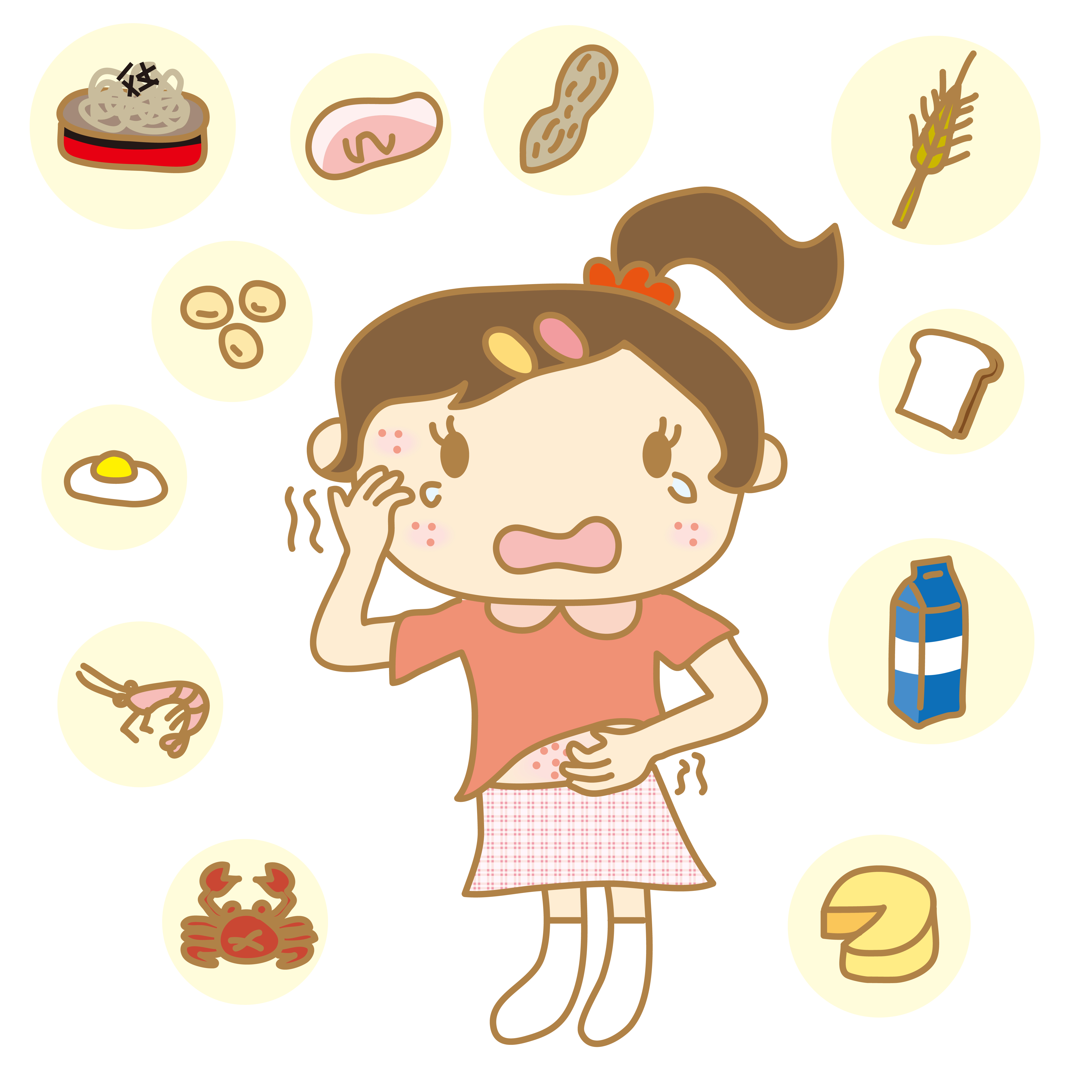 Types Of Food Allergies Your Body S Overreaction To The